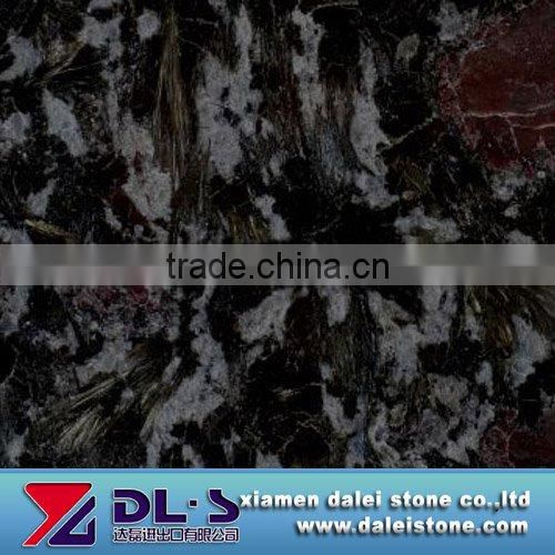 Color granite pattern