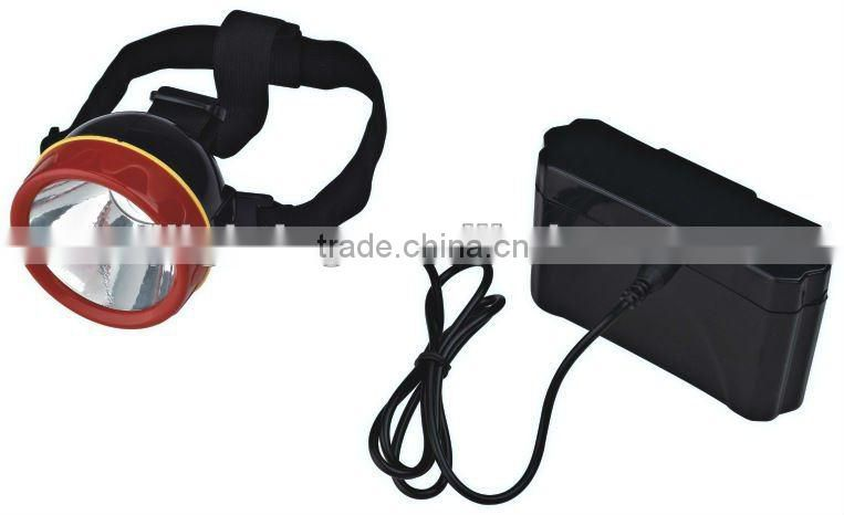 high brightness rechargeable portable spotlight