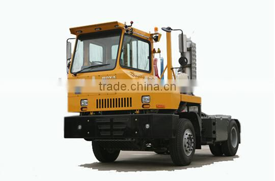 Sinotruk Good Quality HOVA 4x2 Yard TERMINAL TRACTOR For Port with Low Price