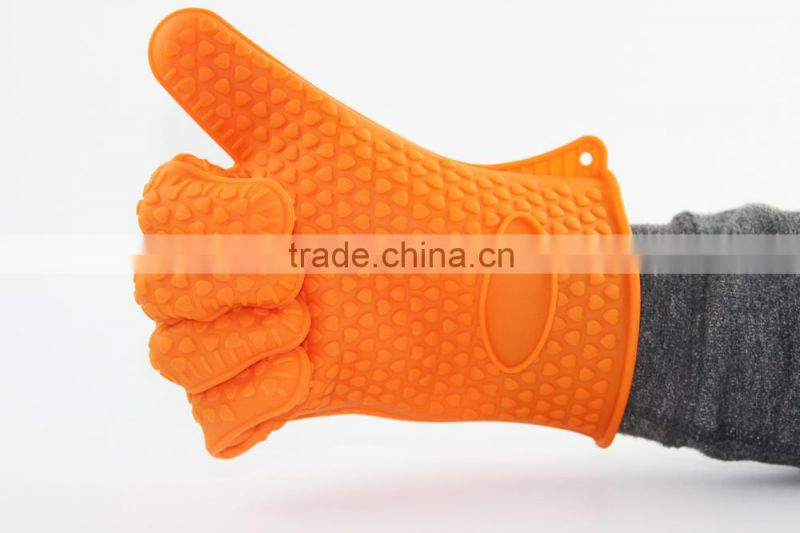 Superb Quality Silicone BBQ Gloves bbq silicone gloves heat resistant bbq gloves
