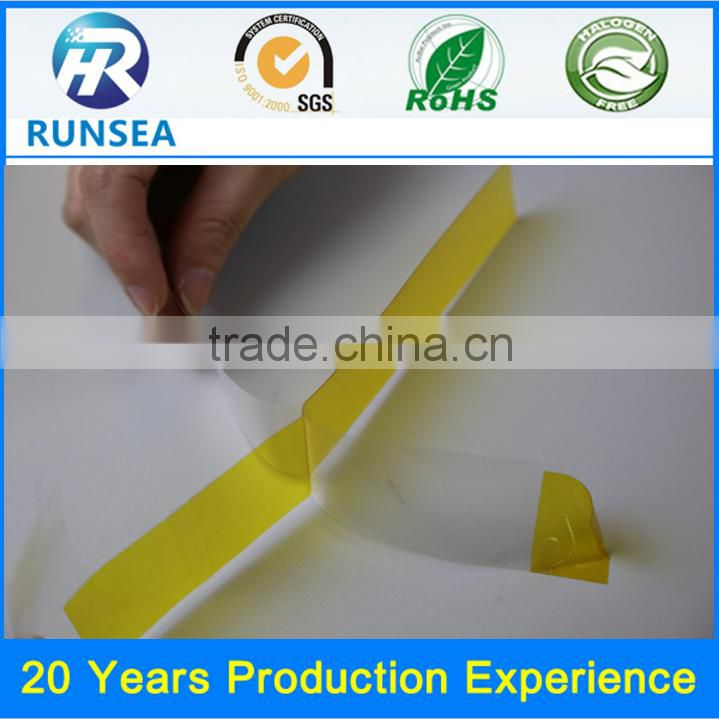 hot sell double sided polyimide ahdeisve tape polyimide product bonding double sided tape