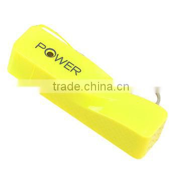 Grade A battery cell phone charger 2600mah