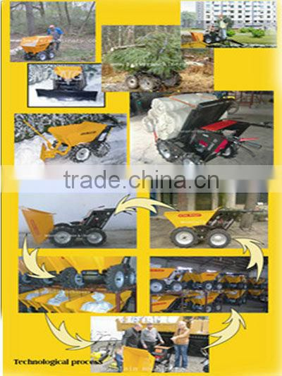 2016 Best Machine for Gardening Mini Dumper MMT26