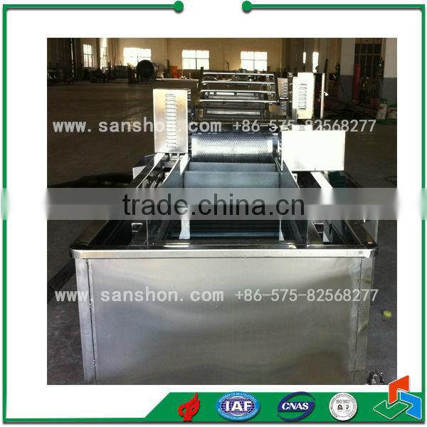 China Vegetable Washing Machine,Salad Vegetable Processing Line For Lettuce
