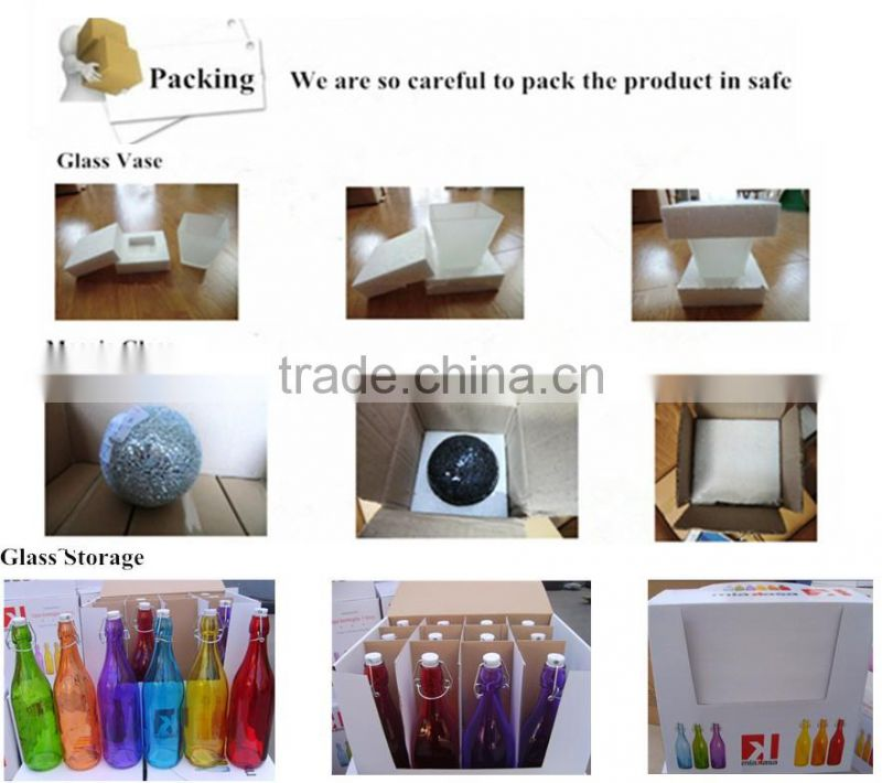 1000ml Wholesale Bulk Glass Milk Bottle