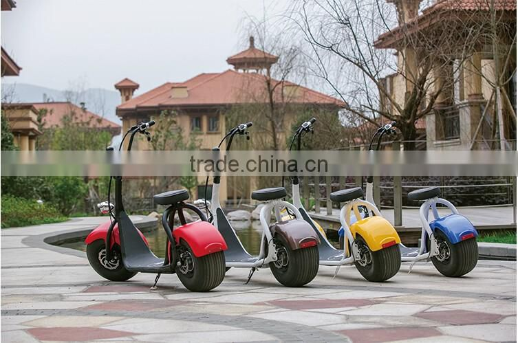 2016 NEW E-SCOOTER 60V 800 W electric motorcycle for adults