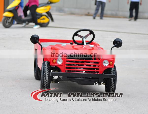 125CC Mini Jeep 4x4