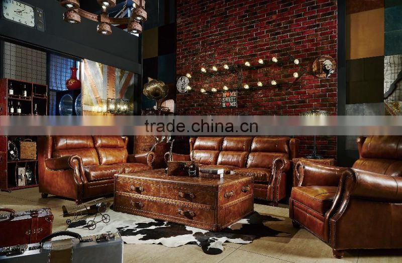 Hot Selling High quality antiqua sofa S118#