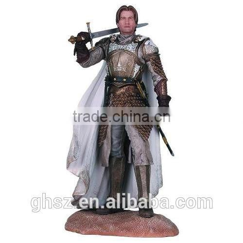 Guo hao hot sale custom Tyrion Lannister figure , hot game Game of Throne figurine