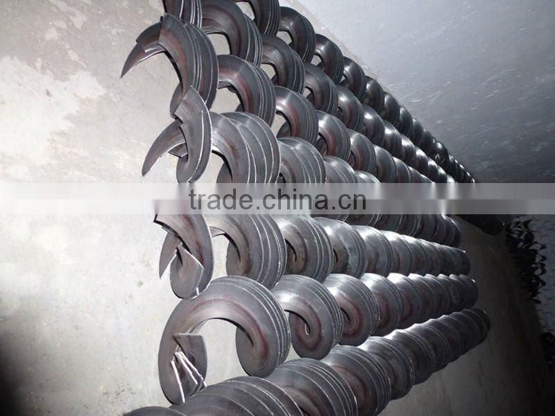 screw blade/mining drilling machine best-selling manufaturer in china