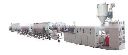 HDPE / PP/PVC Double Wall Corrugated Pipe Extrusion Line