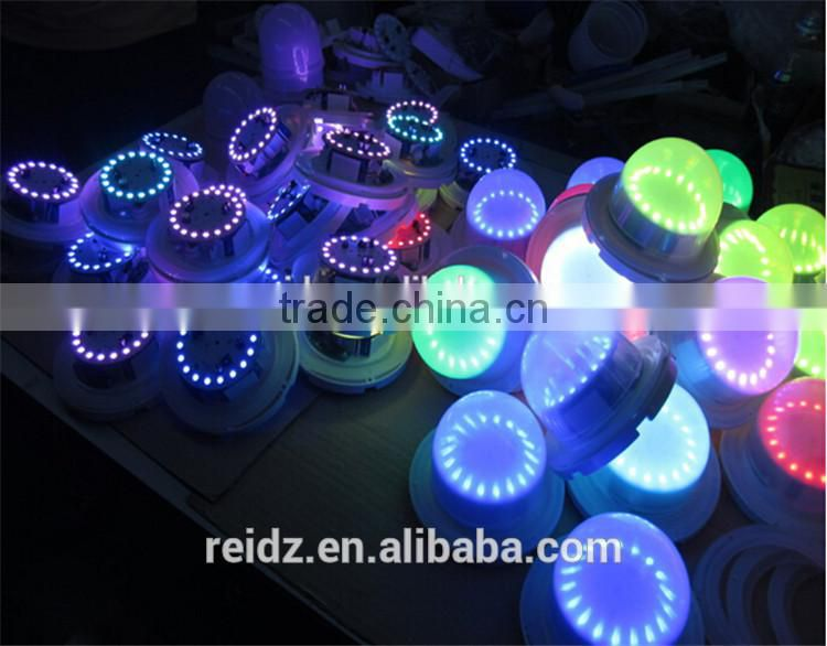 wireless remote control mini light under table rechargeable led light