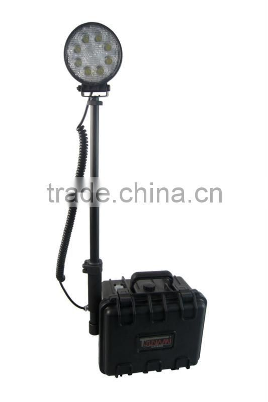 New Design Remote Area LED Work Light, case tool