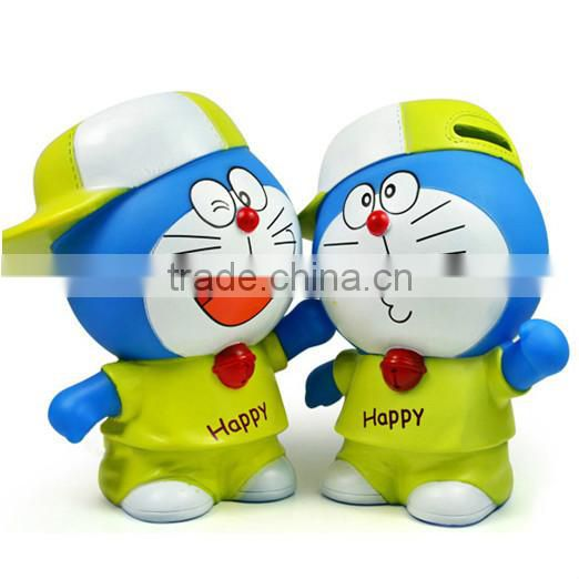 custom toy animated money bank for children,custom make plastic toy animated money bank