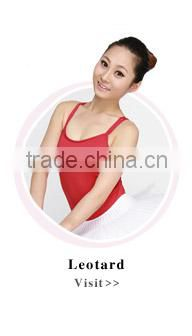 D005522 Wholesale girls gymnastics leotards sexy sleeveless dance leotards