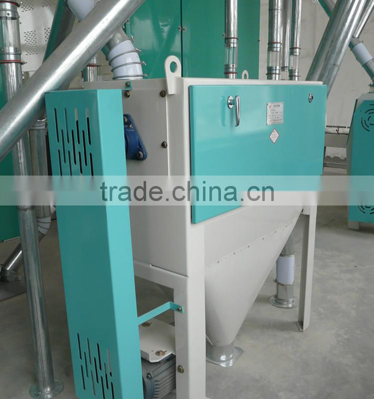 Wide Usage flour processing machine FFPD-series Horizontal Bran Finisher