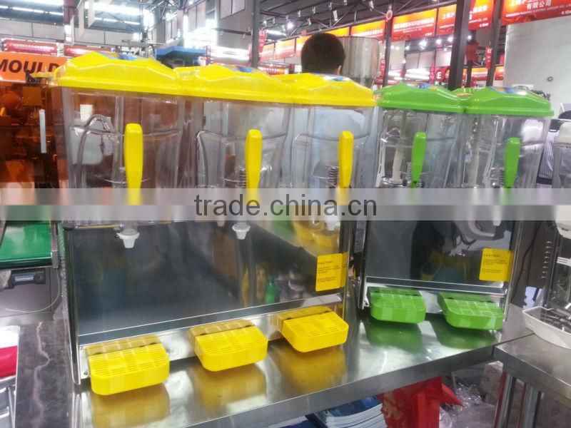 Juice Dispenser for orange juice, milk, tea.... / Commercial Cold Drink Dispenser