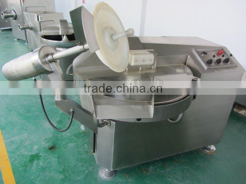Large-scale High Speed Meat Cutting and Mixing Machine Series