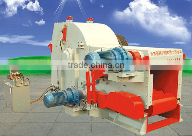 CE certificate pto driven wood chipper for sale