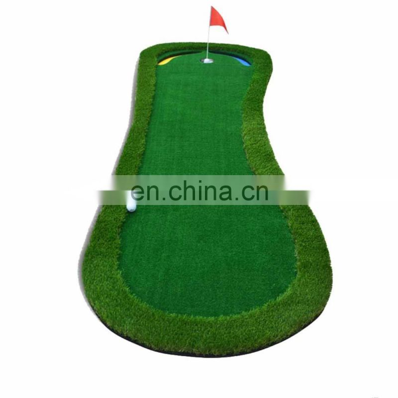High Quality Golf Puttting Green Trainer Outdoor Artificial Grass Putting Green