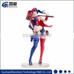 customized polyresin human figure doll toy shenzhen supplier