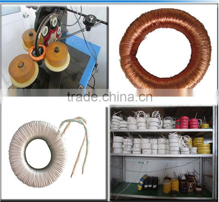 Small table coil winding machine for current transformer YF-130A