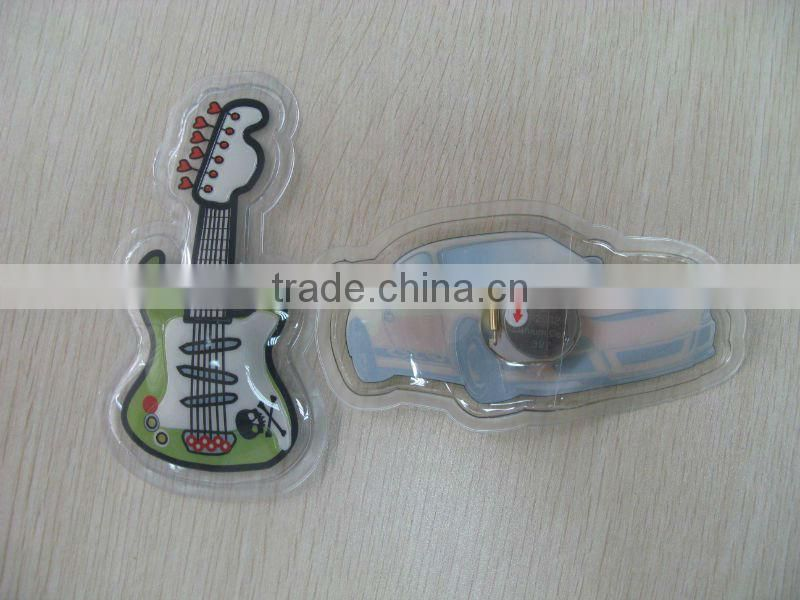 Printing PVC Cartoon Sticker Lighted