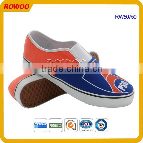 High quality wholesale China women and men cotton casual shoes