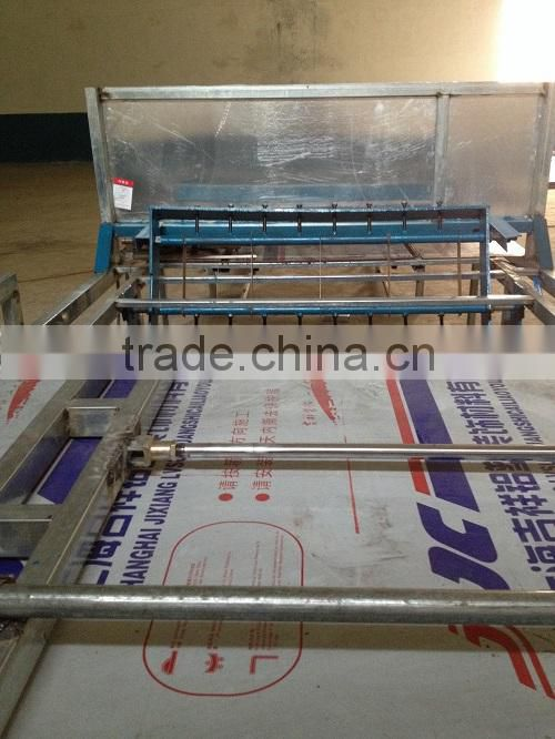 Floral foam brick cutting machine