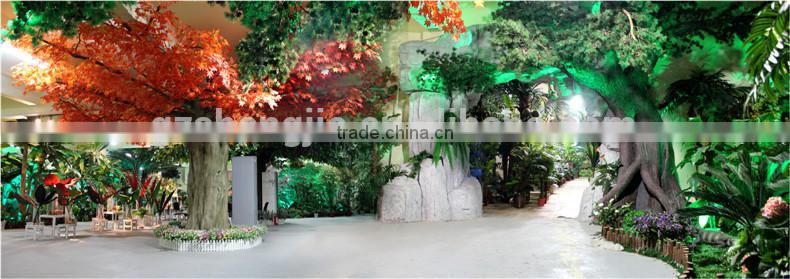 SJZJN 2546 Wholesale cheaper artificial hanging plant for store decoration plastic ivy vine fake rattan green artificial vine l