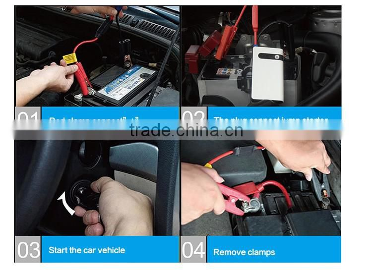 12v auto starting power Jump Starter Booster Emergency Auto Start Power allianz jump starter for Diesel Petrol Gasoline cars