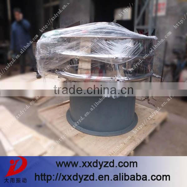 Dayong stainless steel ultrasonic vibratory sieving for dehydrated garlic powder price