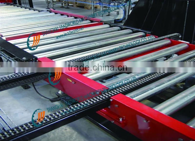 lifting roller conveyor system
