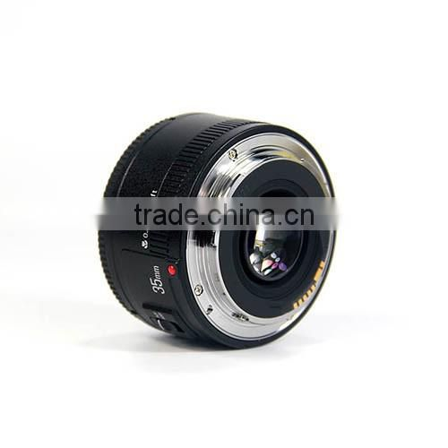 YONGNUO YN35mm F/2 Lens Wide-angle Large Aperture Fixed Auto Focus Lens For Canon