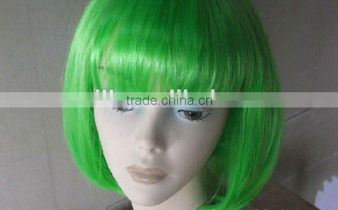 pink party wigs cheap colorful party wig carnival wig