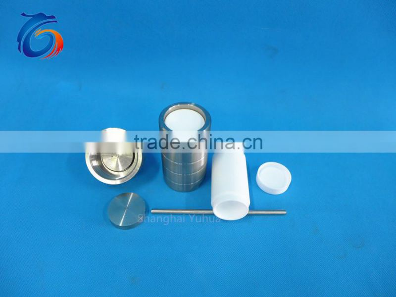 High Quality Stainless Steel Shell Teflon Lined Autoclave