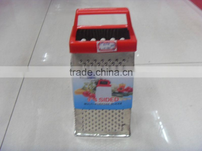 Multifunction kitchen good helper 4 side used electric vegetable carrot grater