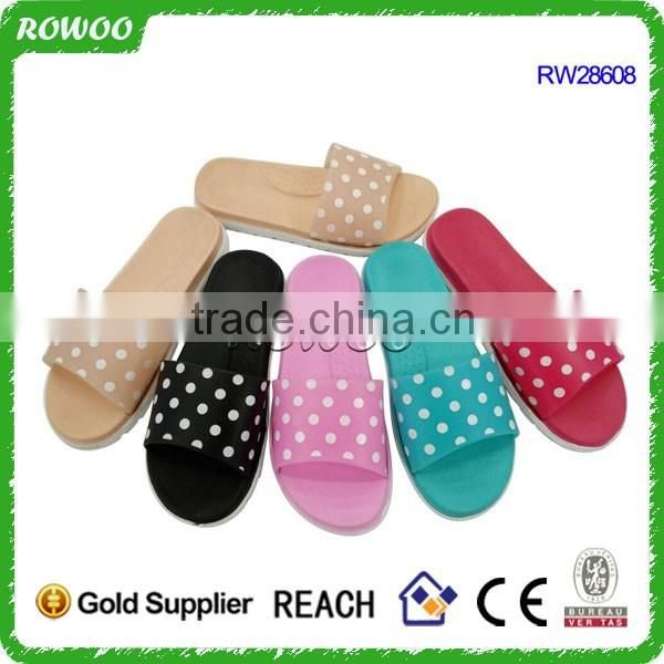 Cheap Woman EVA bathroom Slippers For Hotel