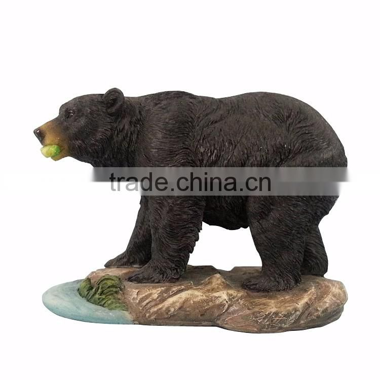 Custom resin artificial squirrel decoration manufacturer