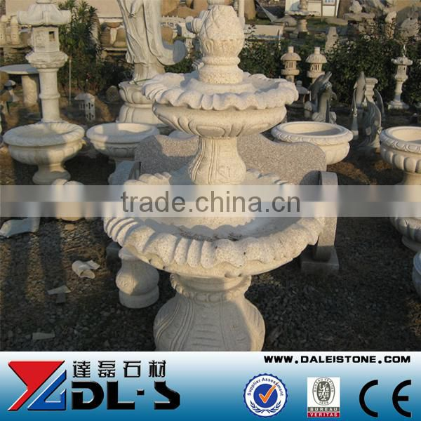 Cheap Granite Stone Garden Water Fountain