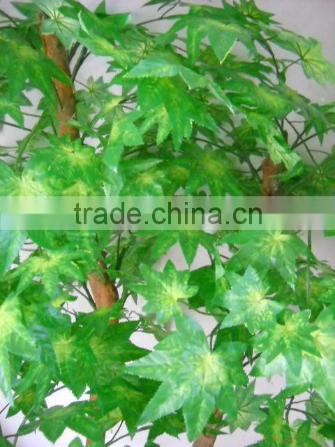 Fancy design highly ornamental maple tree artificial bonsai trees sale artificial maple tree