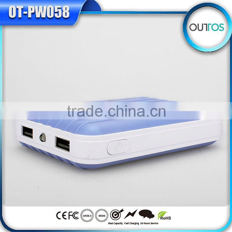 travel suitcase 10000mah universal protable power bank