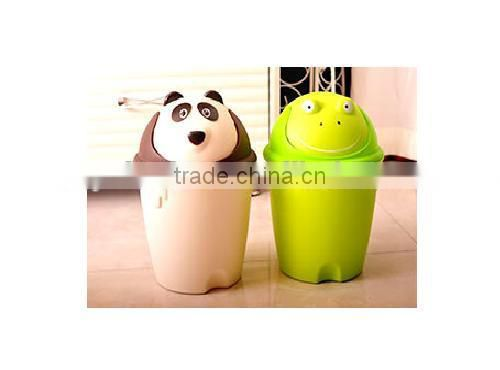 household/office plastic round garbage bin