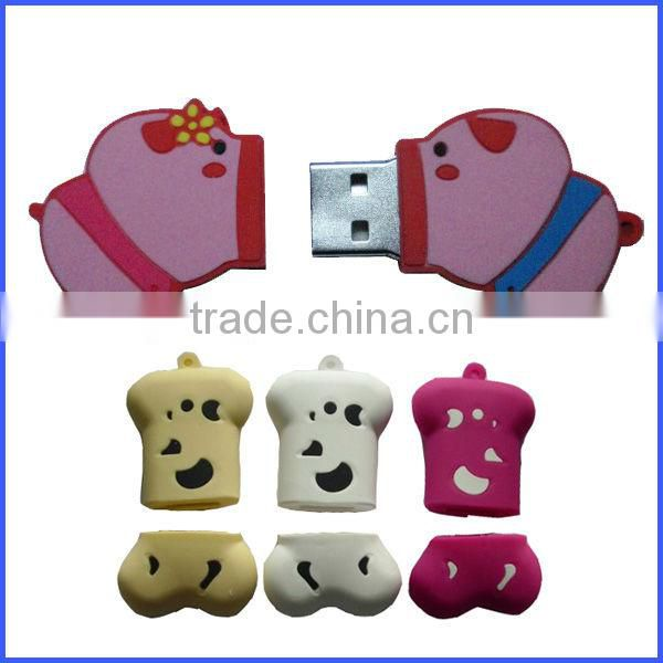 Promotional Chilli silicone USB cover