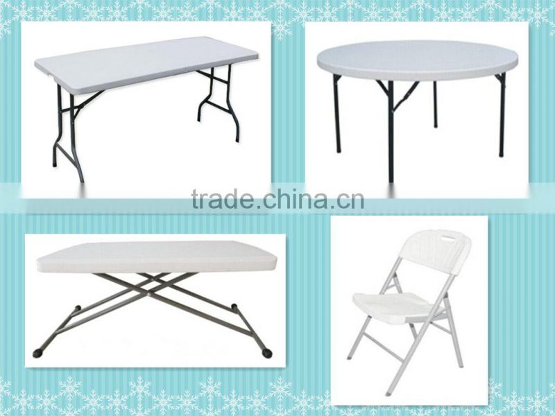 High quality white foldable plastic chair price