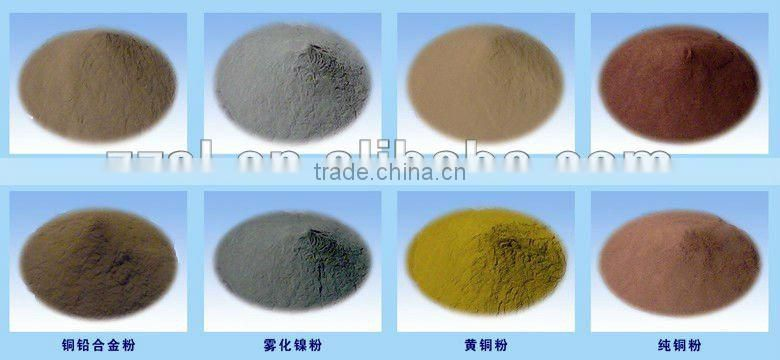 water Atomized metal powder equipment -less than 200PPM