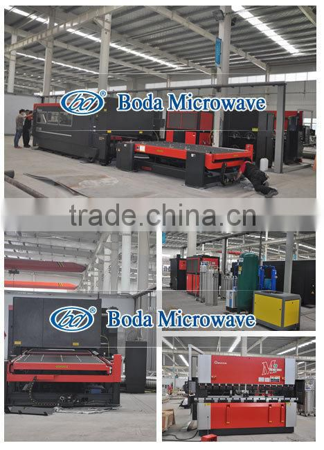 batch type microwave vacuum industrial dryer machine