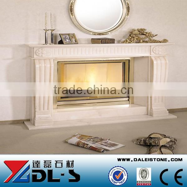 French Style Fireplace Mantel