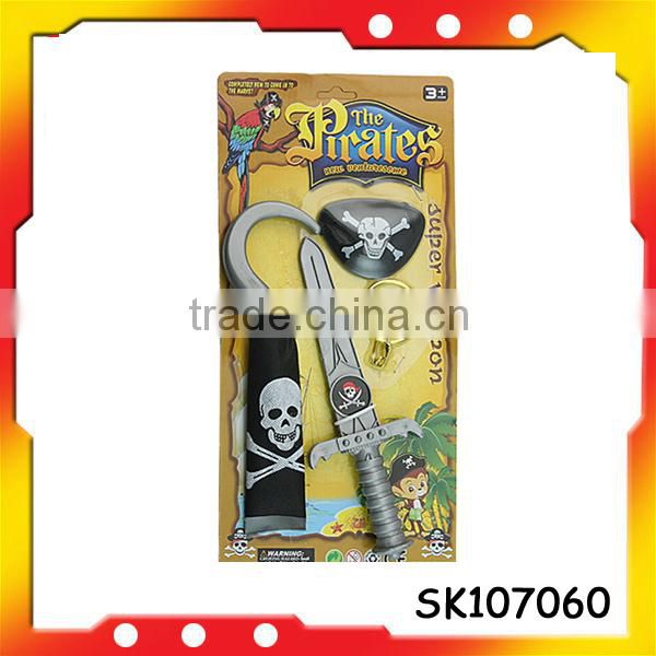 high quality pirate sword toy pirate set for Halloween