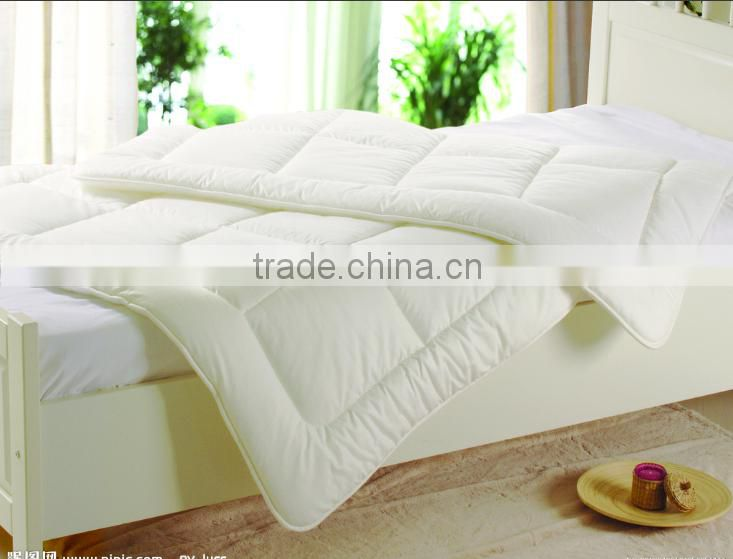 7DX64 Hollow fiber with silicon quilt insert hotel microfiber quilt